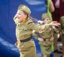 Фоторепортаж: День Победы в Центральном парке Тулы
