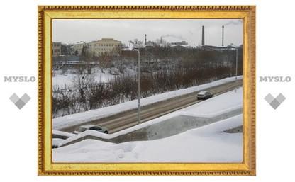 Платный мост в Туле позволит разгрузить Зареченский путепровод