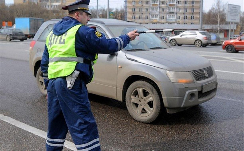Инспекторам ДПС разрешили останавливать водителей вне стационарных постов