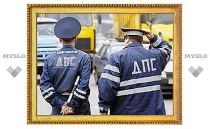 Утром 19 ноября в Туле произошло два ДТП