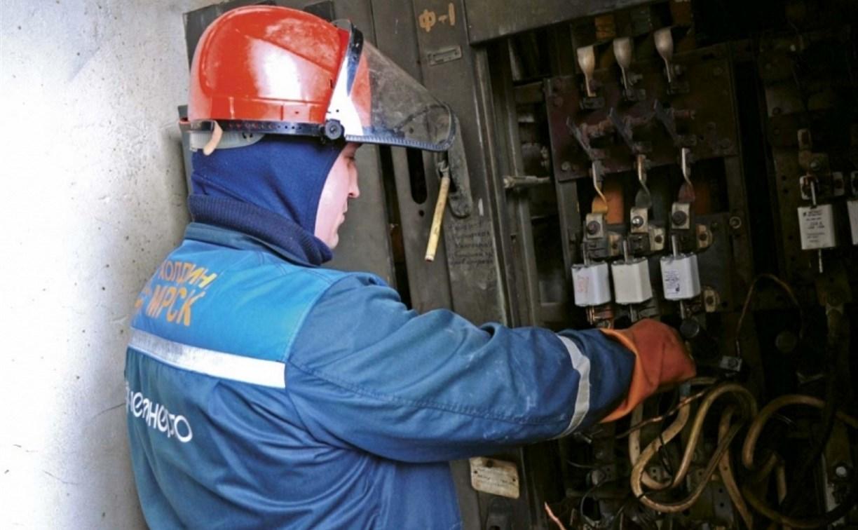 В Туле, Веневском и Щекинском районах восстановлено электроснабжение