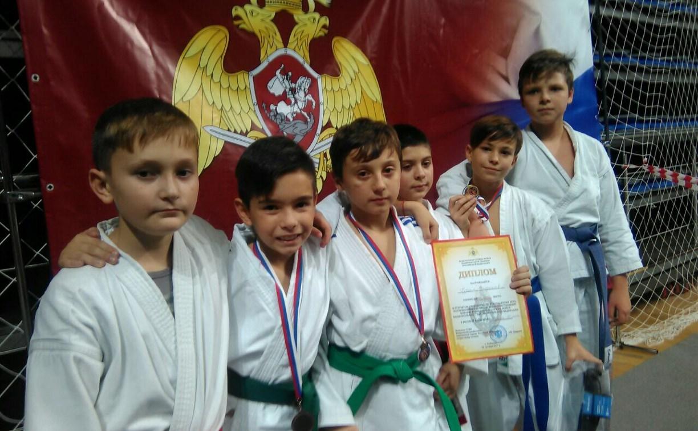 Тульские рукопашники привезли 12 медалей с соревнований