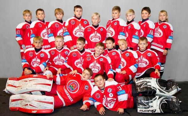 Новомосковские хоккеисты сыграются с финнами и эстонцами