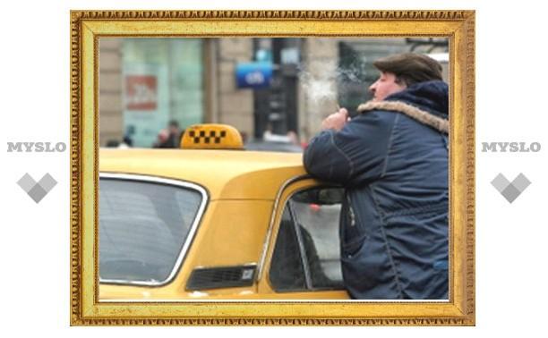 Законопроект о такси в Туле рассмотрят до 15 сентября