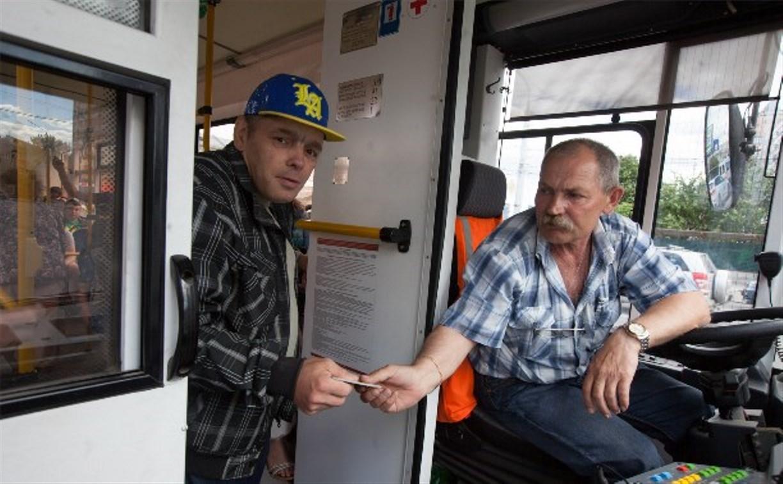 В октябре 2015 года проезд в Туле подорожает на 5 рублей