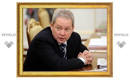 Виктор Басаргин посетил предприятие по производству стеклотары