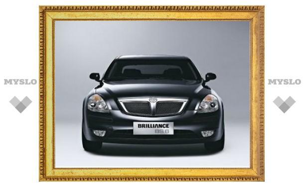 Китайская компания Brilliance остановила продажи в Европе