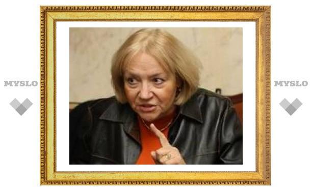 Откровенные признания жены Ролана Быкова