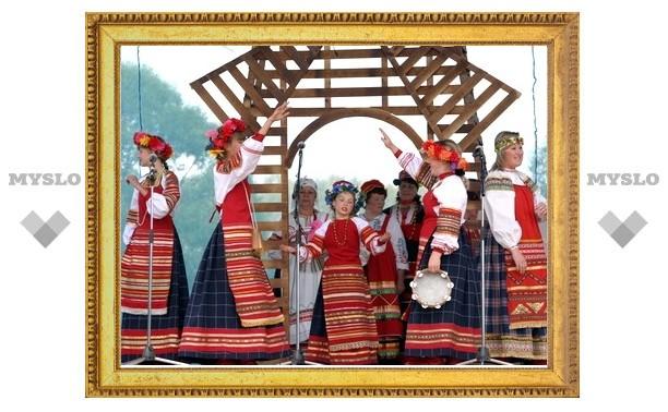 Туляки заняли призовые места в фольклорном фестивале «12 ключей»