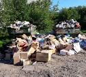За мусор в Киреевске прокуратура привлечет директоров УК к ответственности