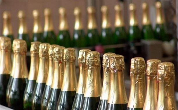 Производители определили минимальную цену бутылки шампанского