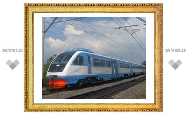 Под Тулой заминировали поезд