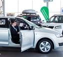 В автосалоне «Арсенал-Авто» прошла презентация новой модели ŠKODA Rapid