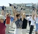 Как в Туле отметили День физкультурника: фоторепортаж