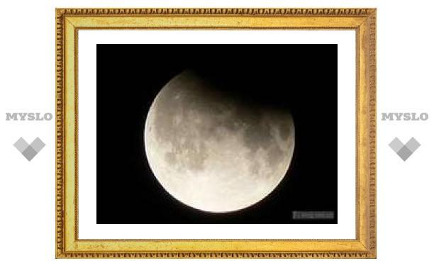 Полное лунное затмение начнется в субботу