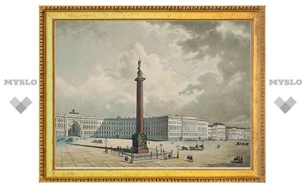 В Санкт-Петербурге выбрали лучший гимн Огюсту Монферрану