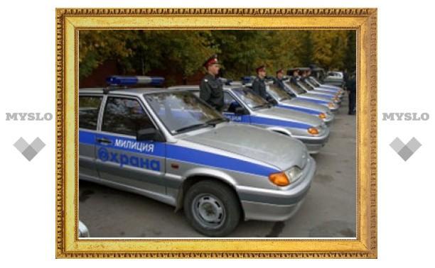 День города охраняют 800 полицейских
