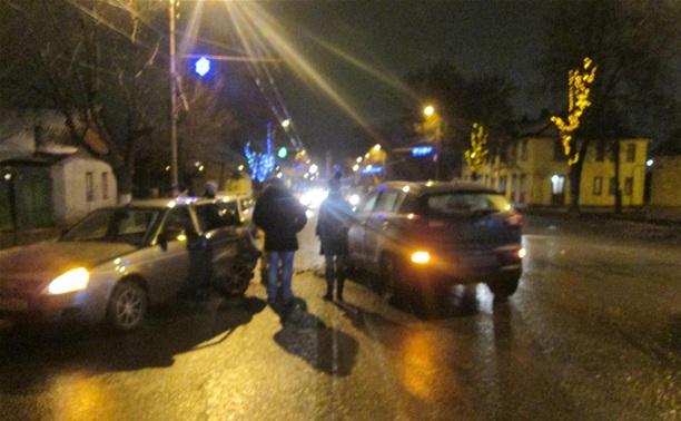 В результате ДТП с тремя авто пострадал ребенок