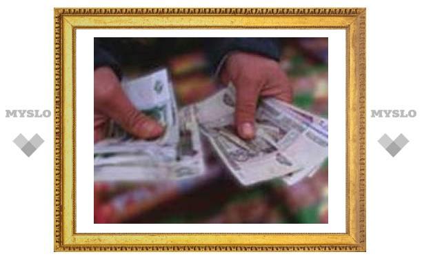 Тульским бюджетникам прибавят зарплату