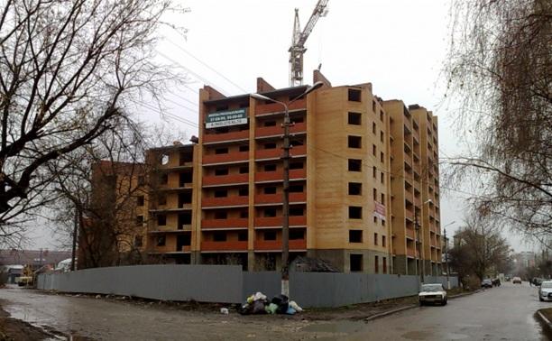 Новостройка на ул. Пионерской в Туле не будет введена в эксплуатацию