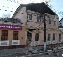 В Туле выявлено 45 аварийных фасадов зданий