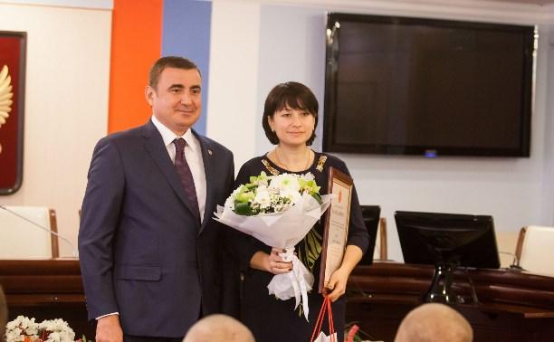 Алексей Дюмин поблагодарил ликвидаторов коммунальной аварии в Пролетарском районе