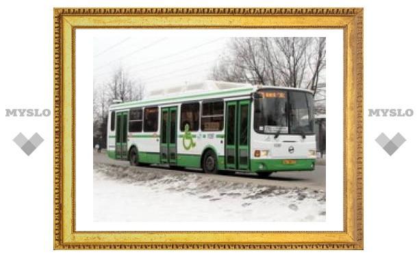 В Туле меняется маршрут автобуса