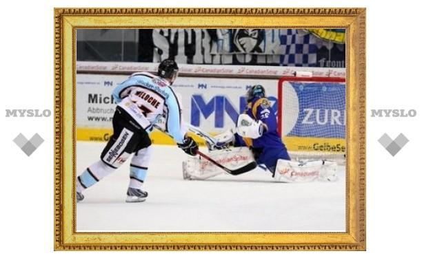 Немецкие хоккеисты установили мировой рекорд по буллитам