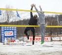 В турнире по пляжному волейболу на снегу примут участие 12 тульских команд
