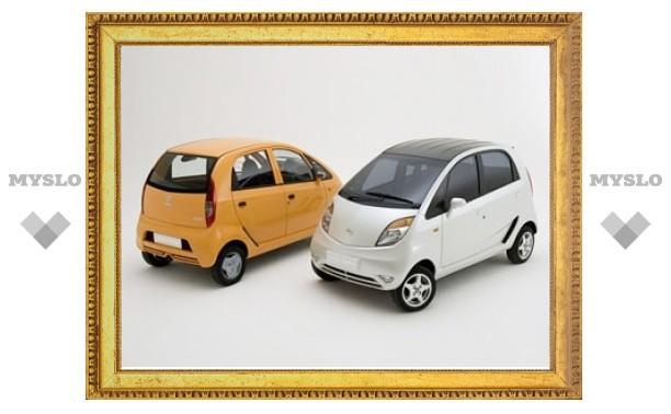 Спрос на самый дешевый автомобиль в мире упал до рекордно низкой отметки