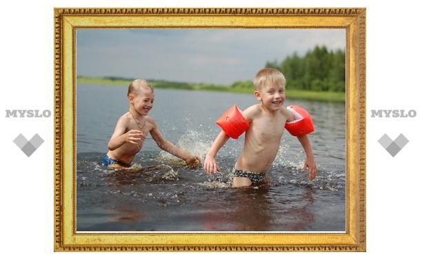 В Туле наступает летний купальный сезон-2012!