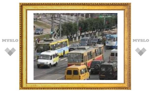В Туле уменьшилось число аварий с участием автобусов