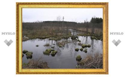 Тулякам раскроют секреты болота!