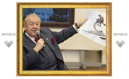 Зураб Церетели: «Сделаю для Тулы любой памятник – заказывайте!»
