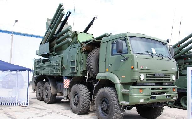 Тульский «Панцирь» встал на вооружение связистов Западного военного округа