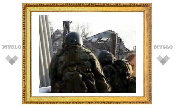 В Ингушетии идет операция по нейтрализации группы боевиков