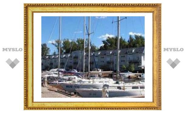 Под Тулой откроется яхт-клуб
