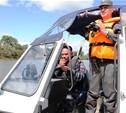 В Алексинском и Заокском районах Тульской области приступил к работе речной патруль