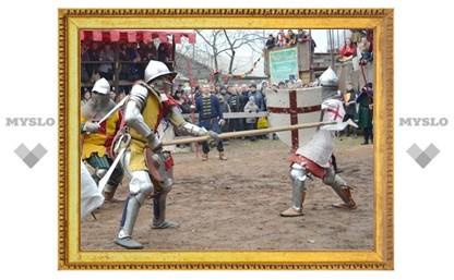 Тульские рыцари устроили бойню