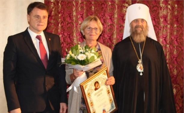 Туляков наградили за организацию празднования 700-летия Сергия Радонежского