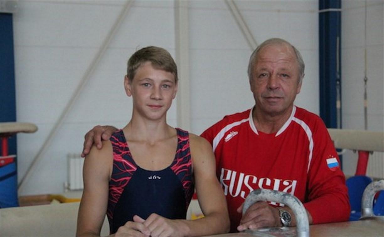 Тульские гимнасты Ирина Комнова и Иван Шестаков стали вице-чемпионами Спартакиады