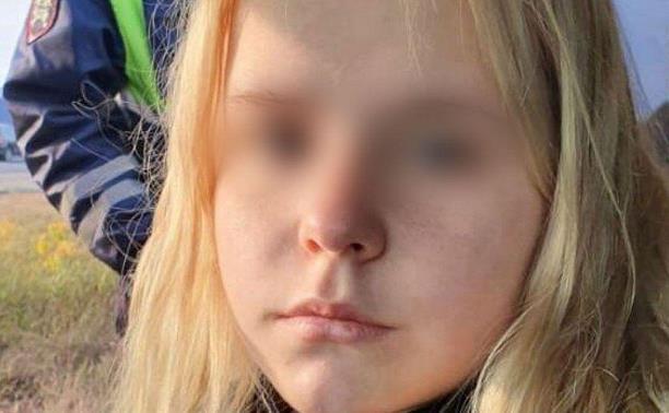 Пропавшая в Богородицке школьница ушла из дома за 23-летним возлюбленным
