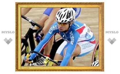 Тульские велогонщики остались без медалей