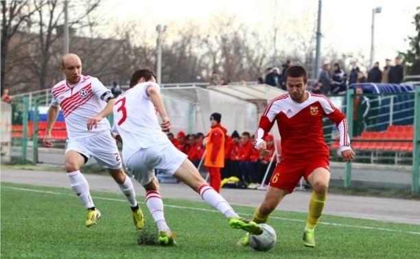 """Футболисты """"Арсенала-2"""" разошлись миром с орловчанами"""