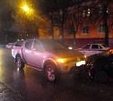 В тройном ДТП на улице Зорге пострадала женщина