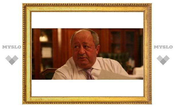 Тульский мэр против предвыборной рекламы
