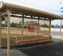 К 1 октября в Туле появятся 18 остановочных павильонов