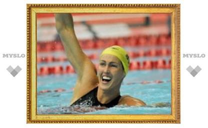 Шведская пловчиха установила мировой рекорд
