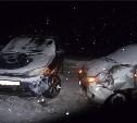 В столкновении «Хонды» и «Матиза» пострадал один человек