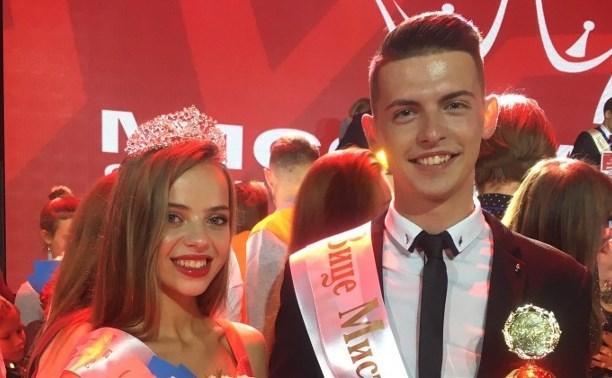 Туляк Александр Кошелев выиграл титул «Вице-мистер Студенчество -2019»